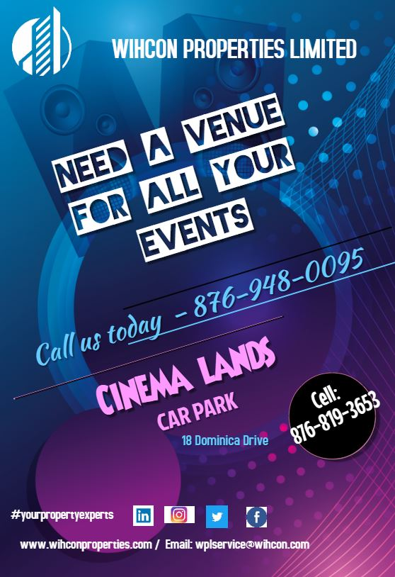 WPL - Event Flyer