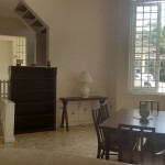 Briarwood-Dining showing entry way
